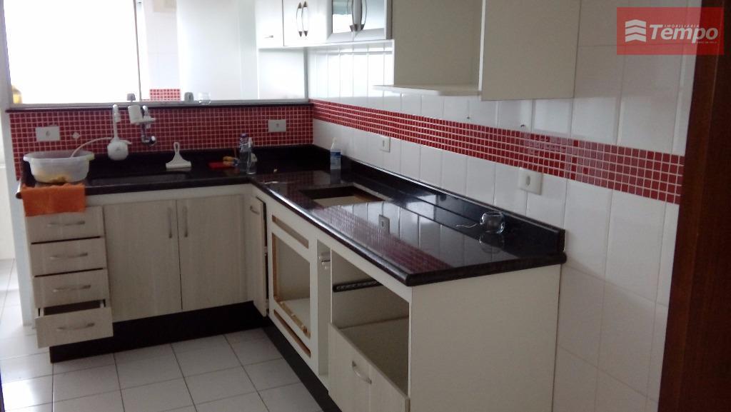 Apartamento residencial para venda e locação, Vila Assis Brasil, Mauá.