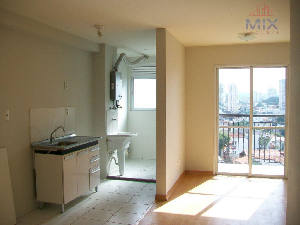 Apartamento Locação Guarulhos, Gopouva - 2 Dorms. - 1 vaga - Dream Guarulhos