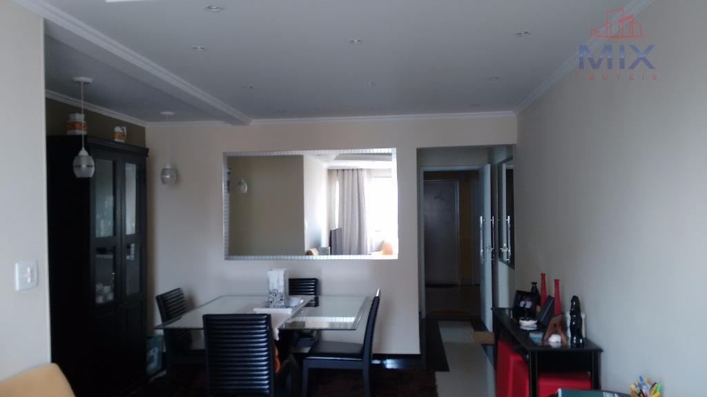 Apartamento Residencial Bom Clima - 3 Dorms. (1 Suíte) + dep. empregada, Macedo, Guarulhos