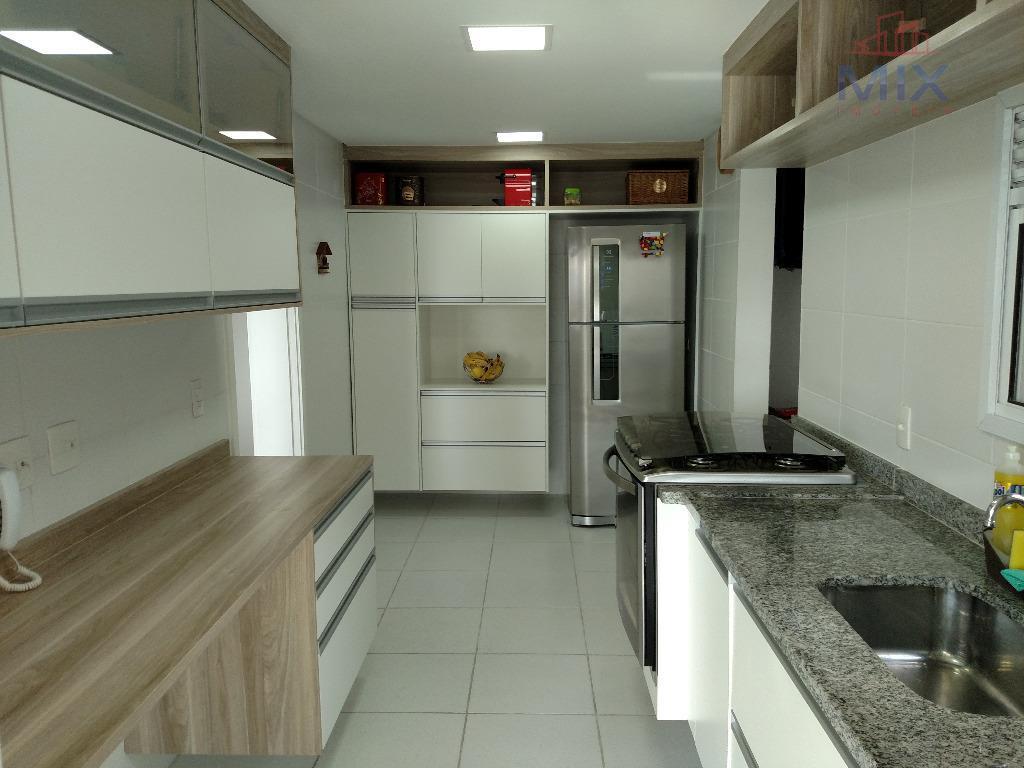Apartamento Centro Guarulhos 4 dorms (1 suíte) - 115m2 - 2 vagas - Lazer completo! Condomínio Alegria Guarulhos