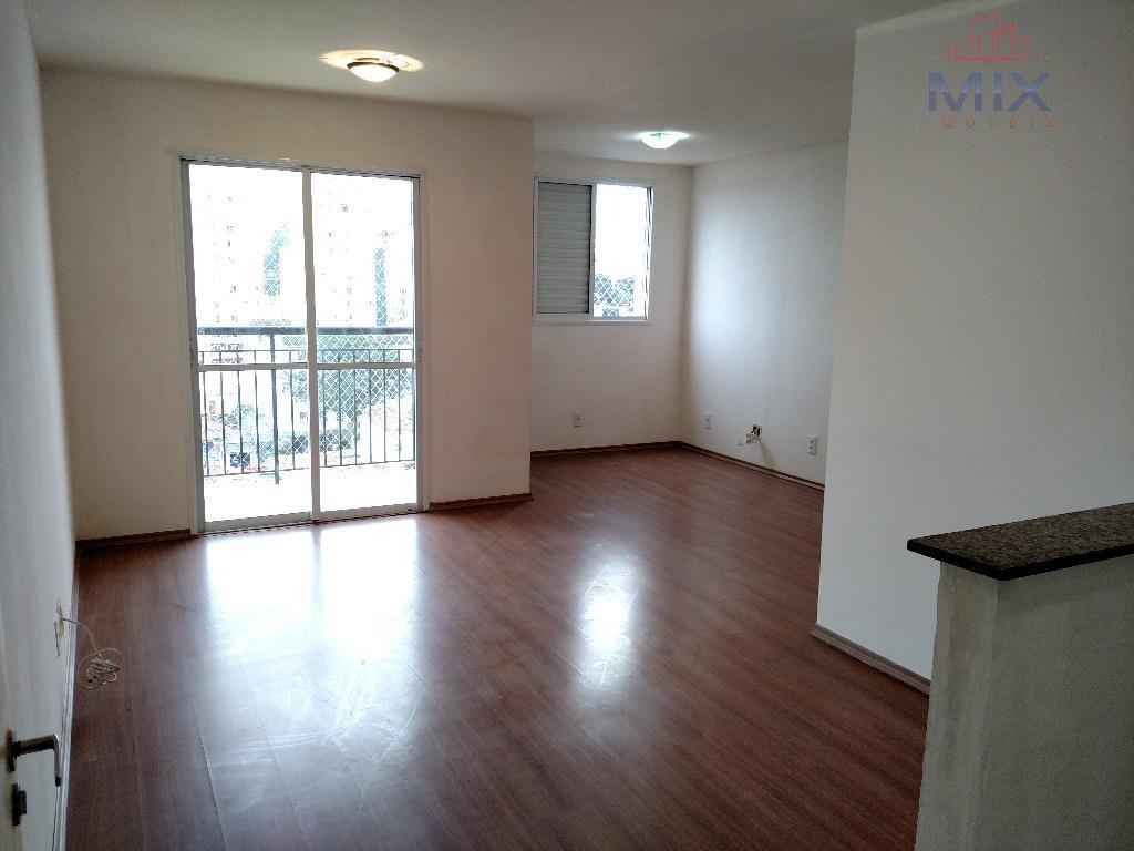 Apartamento para alugar Guarulhos, Centro - 64m² - 2 dorms. (1 suíte) - 1 vaga