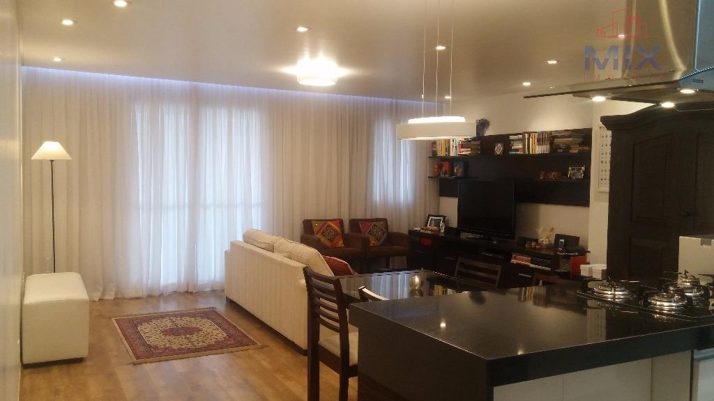 Apartamento para alugar em Guarulhos, Centro - 3 Dorms. (1 suíte) - 103m2 - 2 vagas