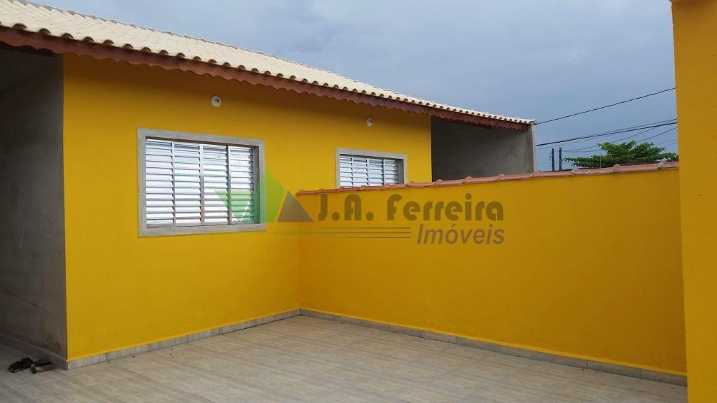 Casa nova, Agenor de Campos, Mongaguá.