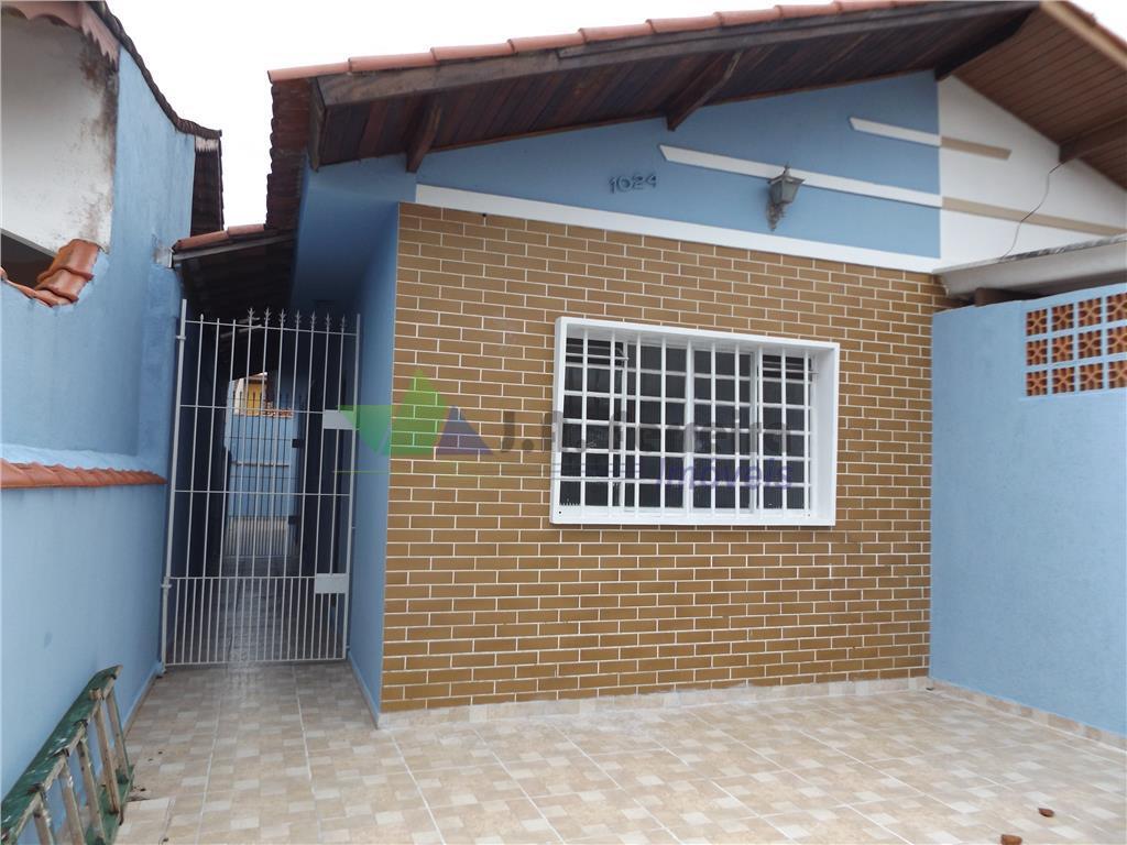 Casa residencial à venda, Peruíbe - CA0029.