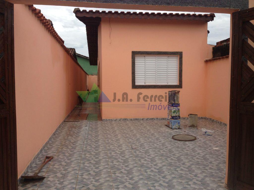 Casa nova, Flórida Mirim, Mongaguá.