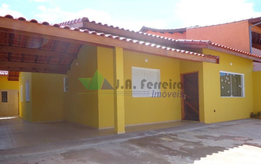 Casa NOVA, bem localizado em PERUÍBE-SP