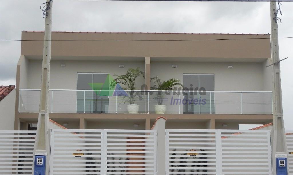 Casa sobreposta NOVA, ACEITA FINANCIAMENTO. PERUÍBE-SP