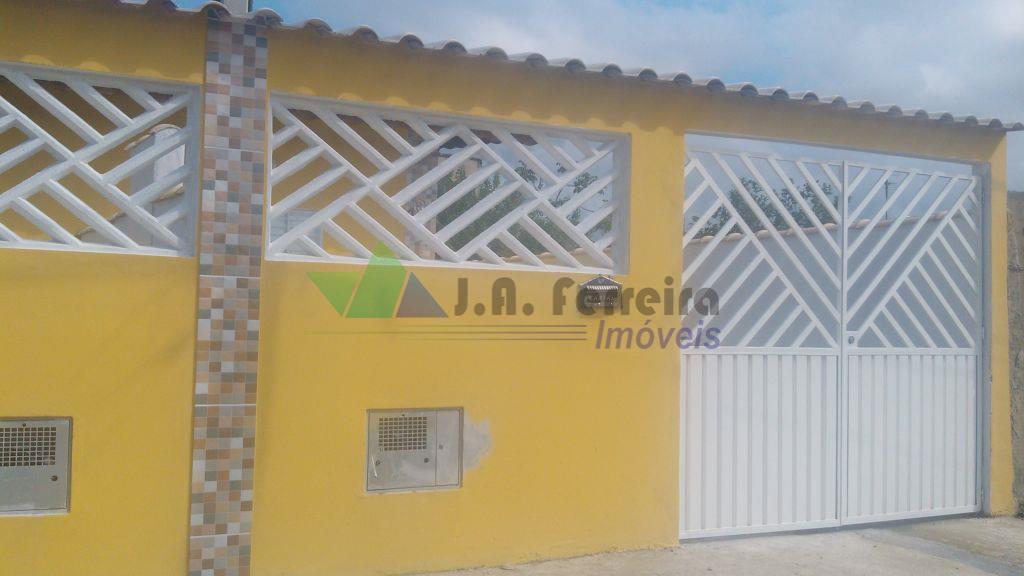 Casa nova, Jussara, Mongaguá.