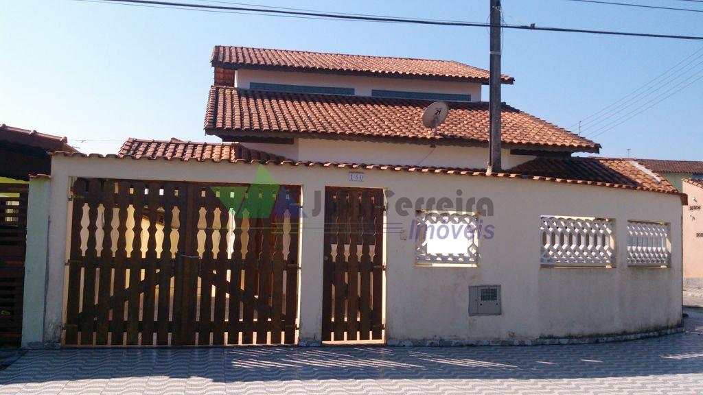 Sobrado  residencial à venda, aceita financiamento bancário, Mongaguá.