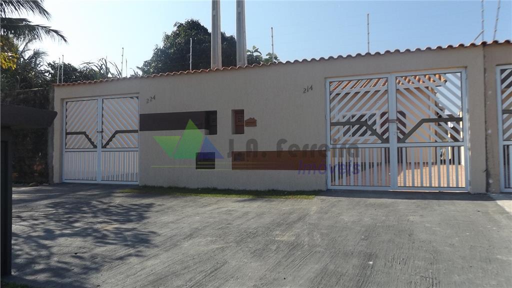 Casa  residencial à venda, Jardim Los Angeles, Peruíbe.