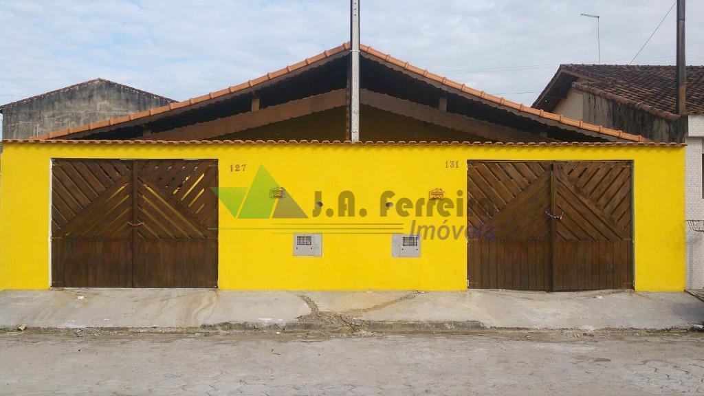 Casa  residencial à venda, Balneário Jussara, Mongaguá.