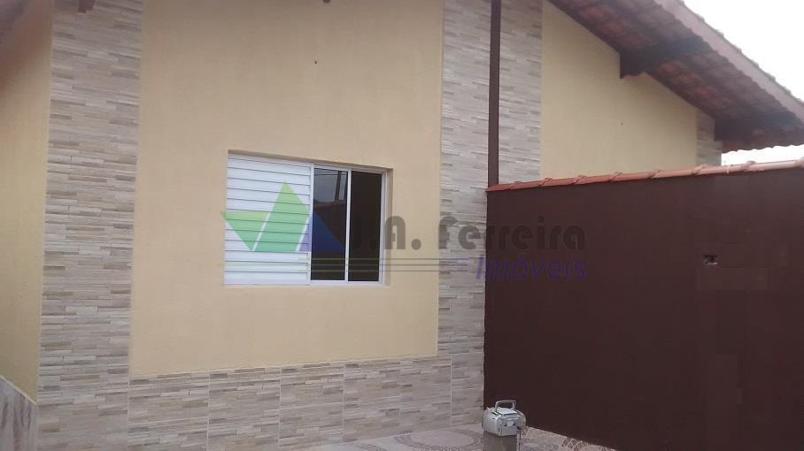 Casa  bem localizada, Agenor de Campos, Mongaguá.