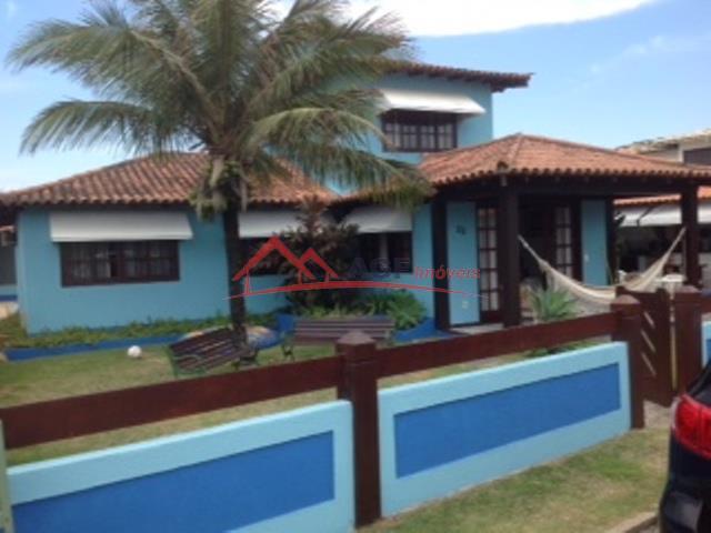 Casa 05 Qtos em cond. praia de Manguinhos Búzios