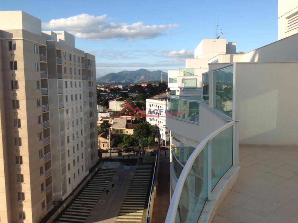 Cobertura duplex 03 Qtos no Vivendas de Itaboraí