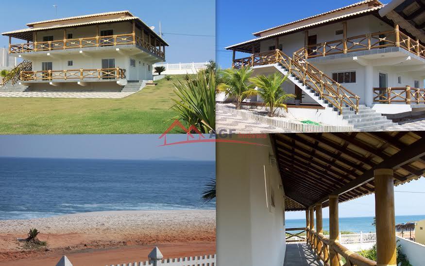 Casa 04 Suítes na Beira mar em Itaipuaçu