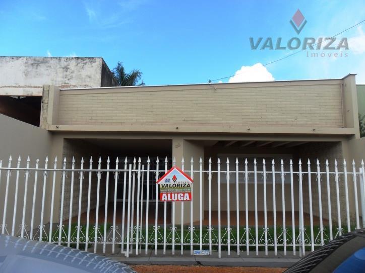 Casa para locação em Quirinópolis, Centro