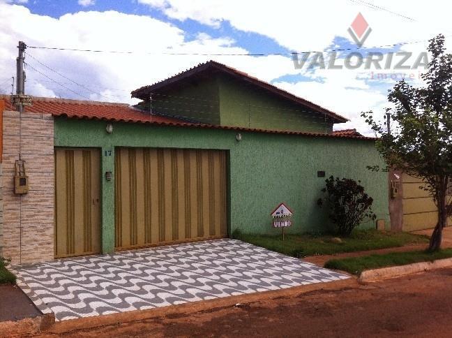 Casa a Venda em Quirinópolis, Joaquim Quirino