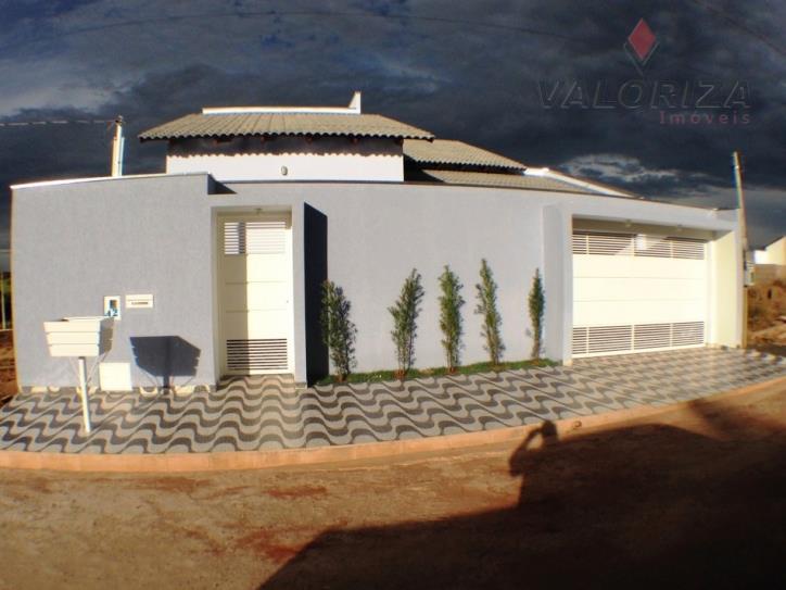 Casa  residencial à venda, Morumbi, Quirinópolis.