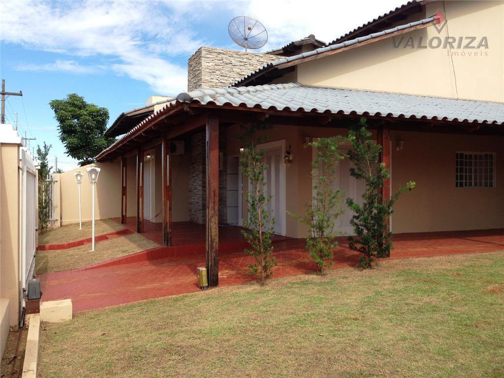 Casa residencial à venda, Morada do Sol, Quirinópolis - CA0030.