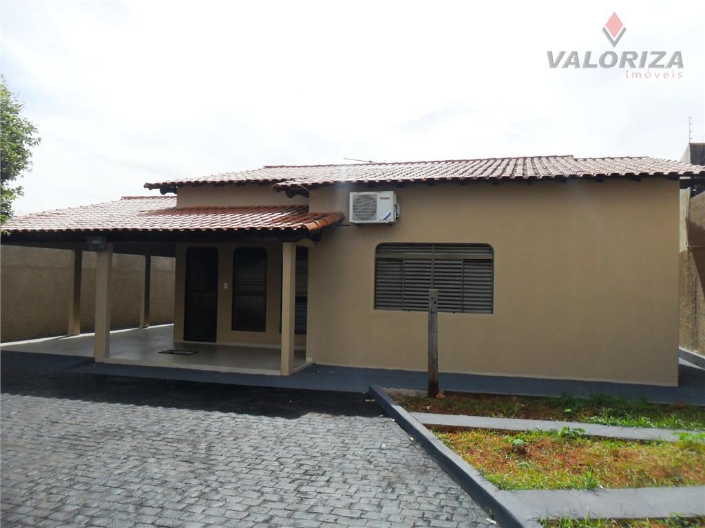 Casa  residencial para locação, Centro, Quirinópolis.