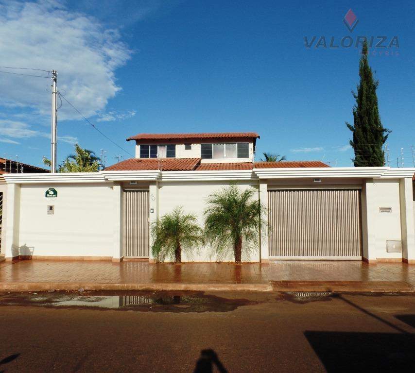 Casa  residencial à venda, São Francisco, Quirinópolis.