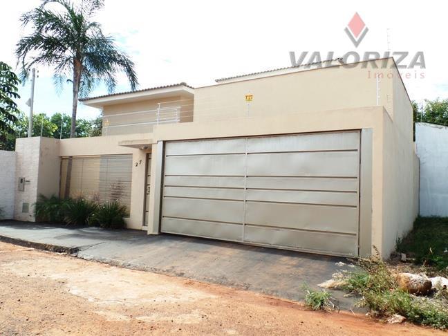 Casa residencial à venda, Jardim Vitória, Quirinópolis - SO0007.