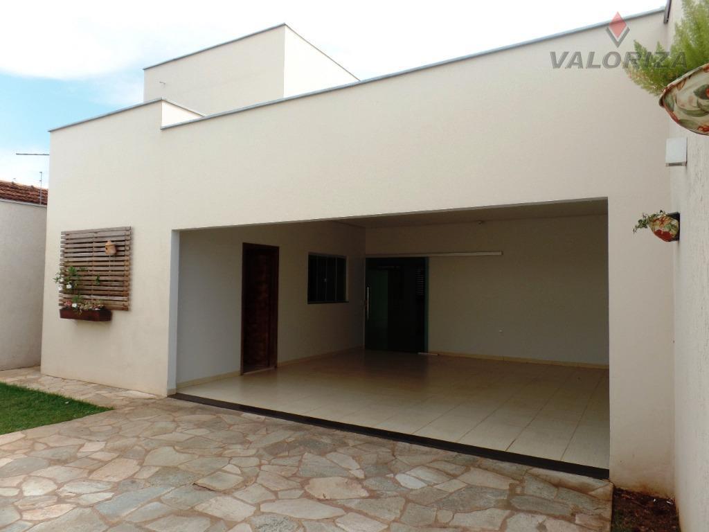 Casa residencial à venda, Centro, Quirinópolis - CA0304.