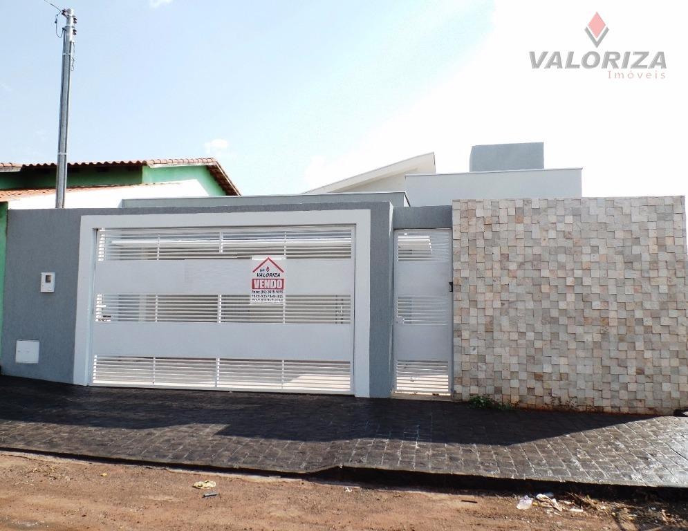 Casa com 3 dormitórios à venda, 230 m² por R$ 350.000 - Jardim Vitória - Quirinópolis/GO