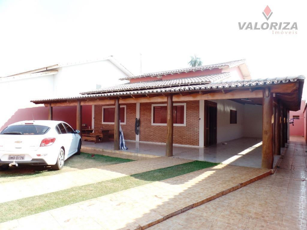 Casa residencial à venda, Primavera, Quirinópolis - CA0336.