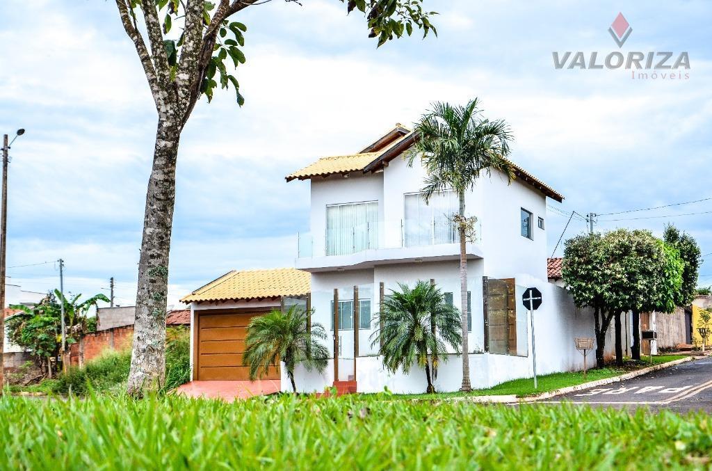 Casa residencial para locação, Capelinha, Quirinópolis - CA0435.