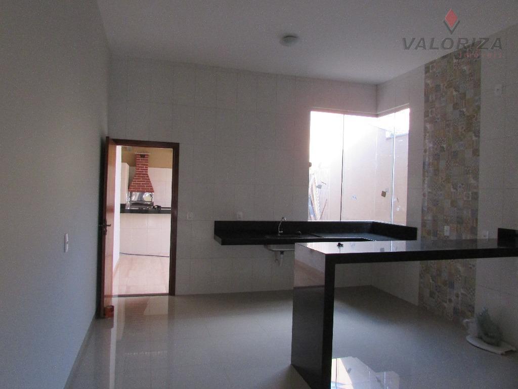 Casa residencial à venda, Alexandrina, Quirinópolis - CA0506.