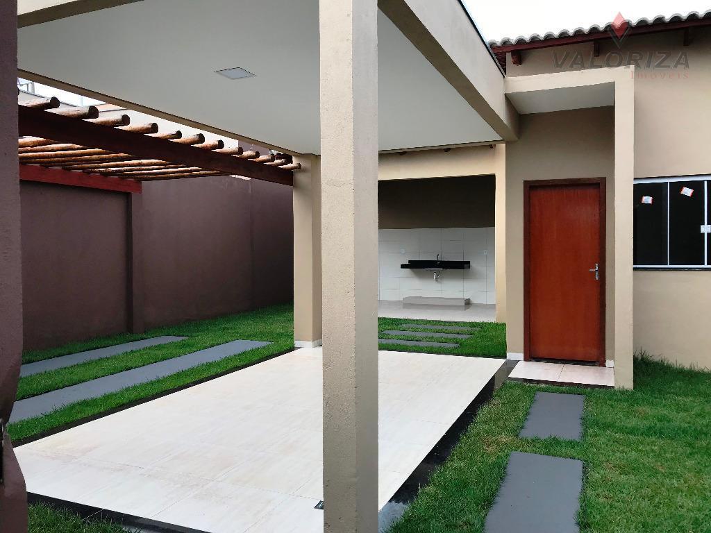 Linda casa residencial à venda, Jardim Vitória, Quirinópolis - CA0463