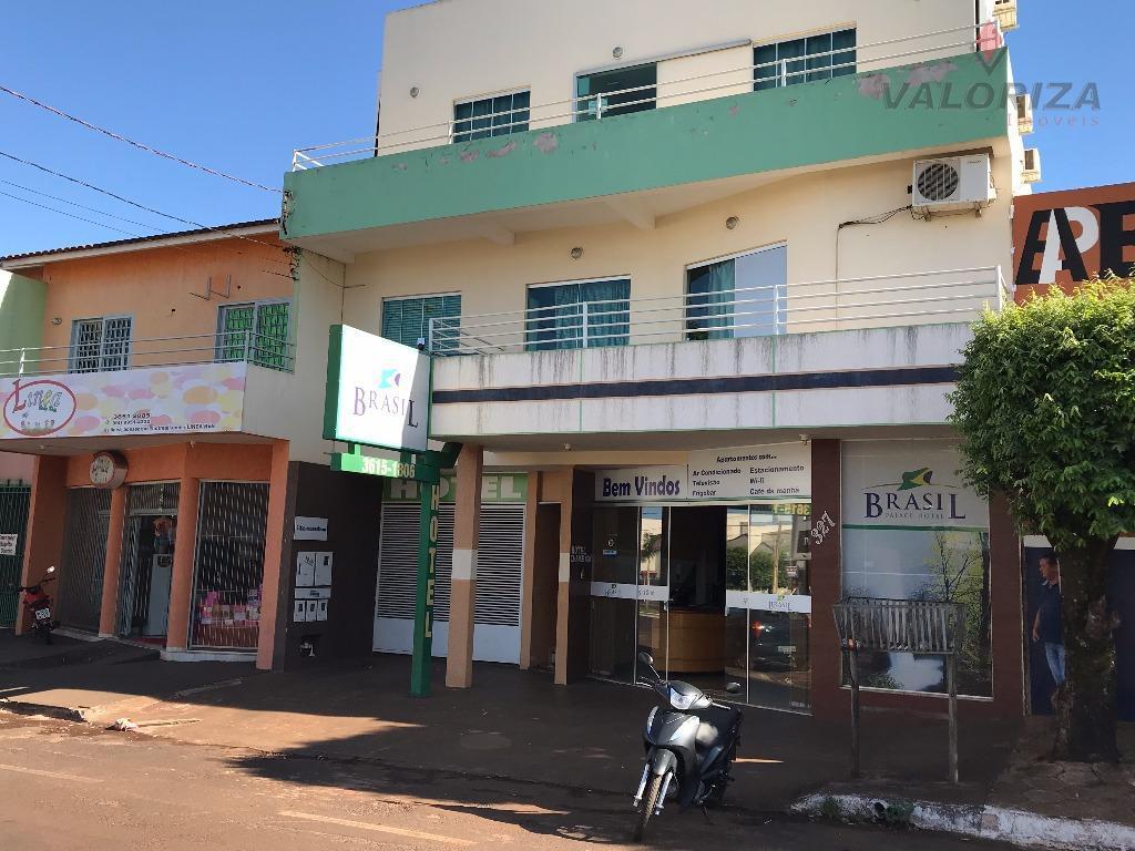 Hotel à venda, Centro, Quirinópolis.