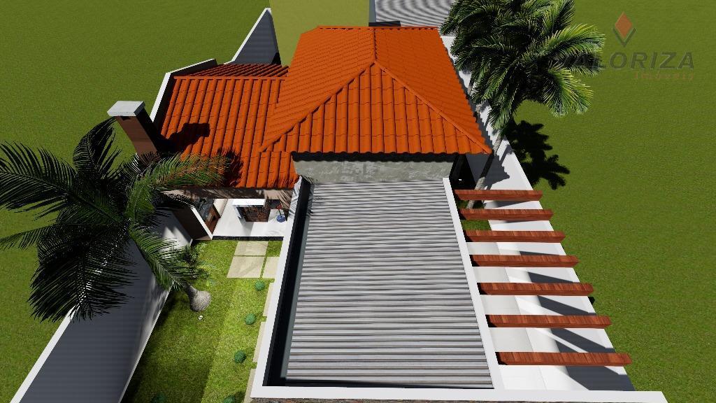 imagem ilustrativa...telhado a vistaporcelanato polido 60x60closetpergolado na garagemespaço gourmet com churrasqueira e pia na ilha.