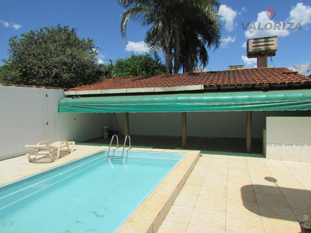 Casa residencial à venda, Conjunto Rio Preto, Quirinópolis - CA0557.