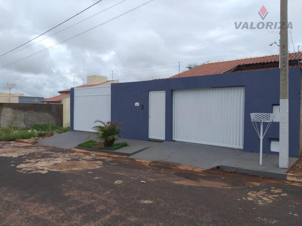 Casa residencial à venda, Morumbi, Quirinópolis - CA0599.