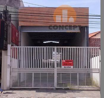 Galpão comercial para locação, Vila Figueira, Suzano.