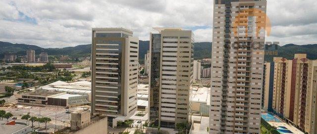 Apartamento  residencial à venda, Centro Cívico, Mogi das Cruzes.