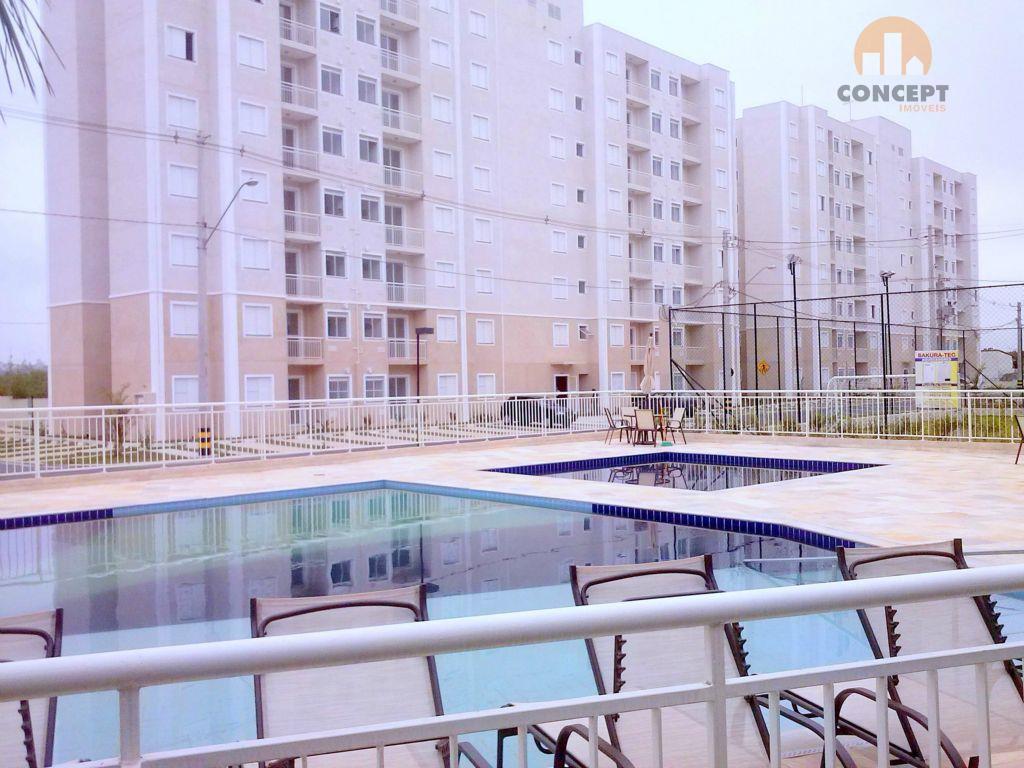 Apartamento residencial à venda, Parque Suzano, Suzano