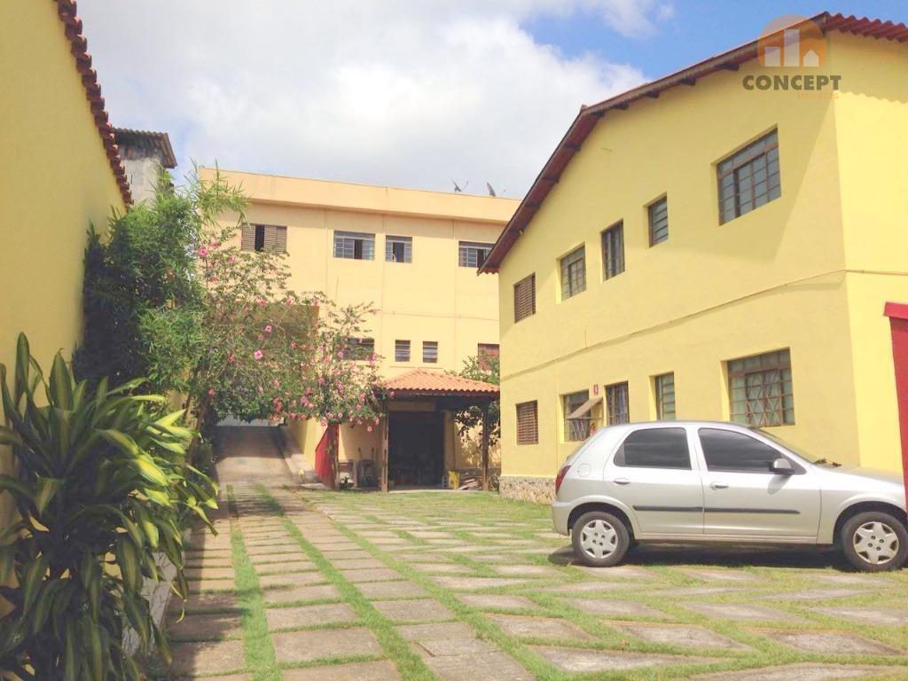 Casa  residencial para locação, Jardim São José, Suzano.