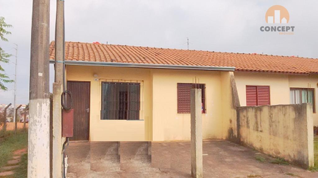 Casa  residencial para locação, Jardim Revista, Suzano.