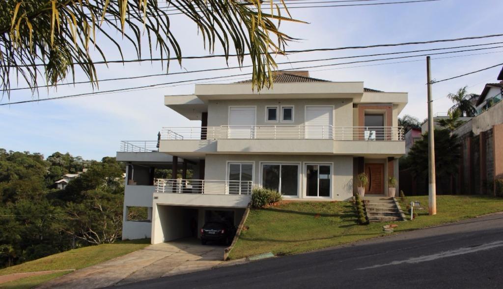 Sobrado residencial à venda, Parque Residencial Itapeti, Mogi das Cruzes