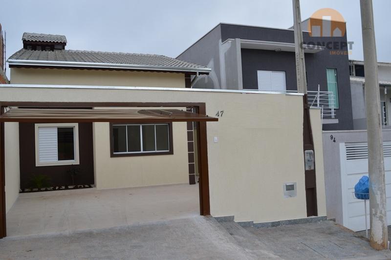 Casa  residencial à venda, Villa Di Cesar, Mogi das Cruzes.