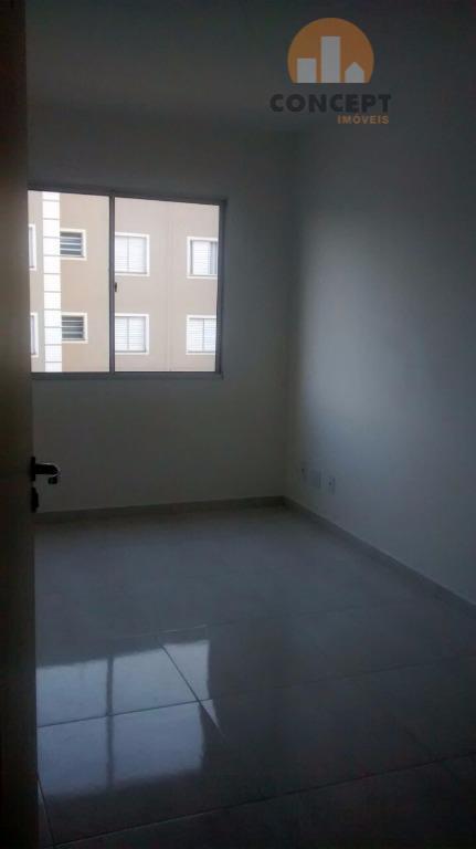 Apartamento  residencial para locação, Cidade Edson, Suzano.