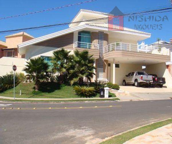 Casa residencial à venda, Condomínio Sunset Village, Sorocaba - CA0071.