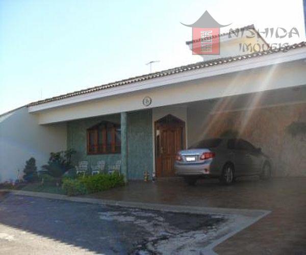 Casa residencial para venda e locação, Condomínio Mirante de Ipanema, Sorocaba - CA0093.
