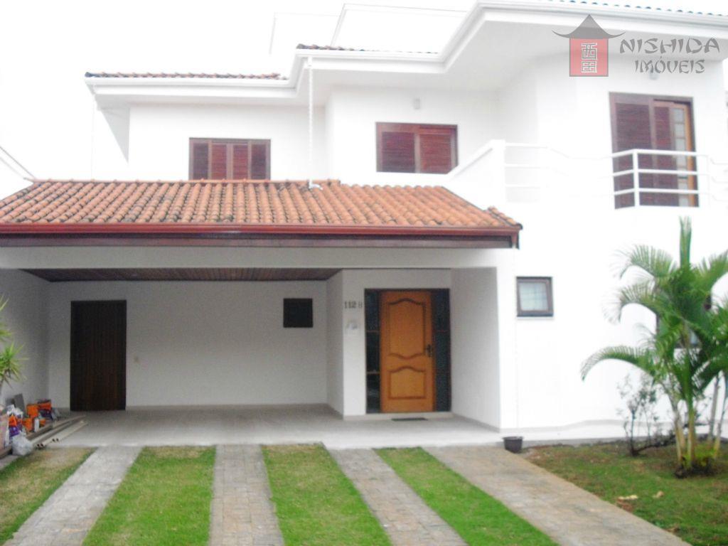 Sobrado  residencial à venda, Condomínio Granja Olga III, Sorocaba.