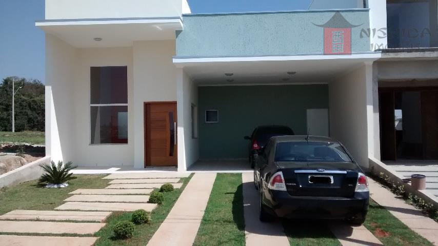 Casa  residencial à venda, Condomínio Campos do Conde, Sorocaba.