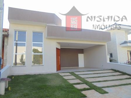 Casa residencial à venda, Condomínio Jardim Portobello, Sorocaba - CA0337.