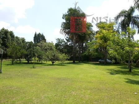 Chácara residencial à venda, Jardim dos Pássaros, Sorocaba - CH0029.